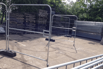 Vehicle Gate 4.4 Metres