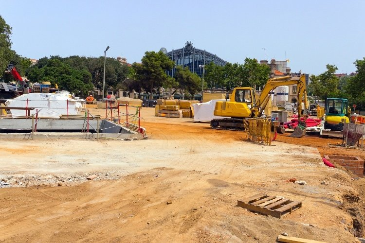 Construction site organisation safety tips