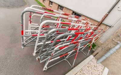 Safety First with Temporary Pedestrian Fencing Barriers