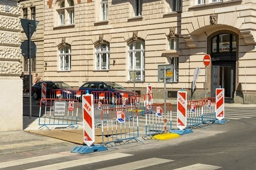 Securing Pedestrian Barriers for Safety