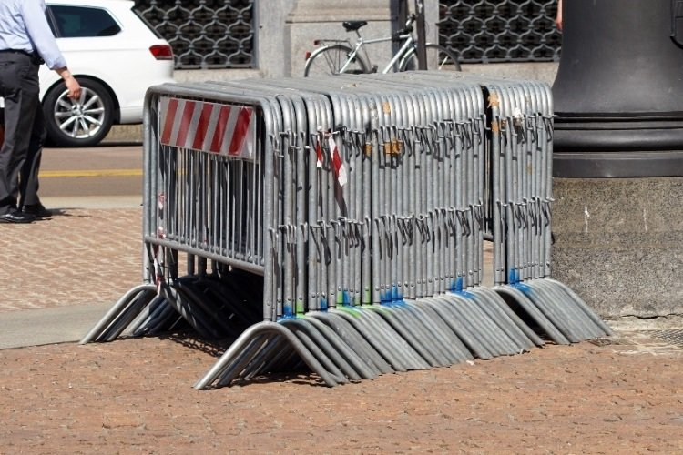 Can temporary fencing help support sustainable construction?